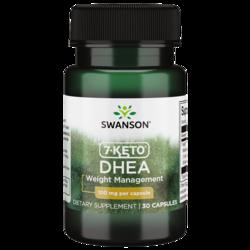 Swanson Best Weight-Control Formulas7 Keto DHEA