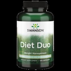 Swanson Best Weight-Control Formulas Diet Duo with White Kidney Bean