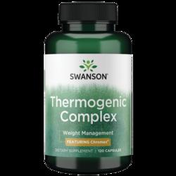 Swanson Best Weight-Control Formulas Natural Caffeine & EGCG Thermogenic Complex