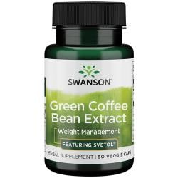 Swanson Best Weight-Control FormulasSvetol Green Coffee Bean Extract