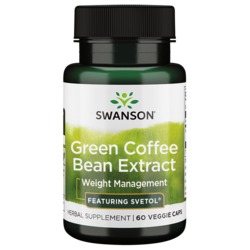 Swanson Best Weight-Control Formulas Svetol Green Coffee Bean Extract