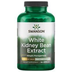 Swanson Best Weight-Control FormulasPhase 2 Carb Controller White Kidney Bean Extract