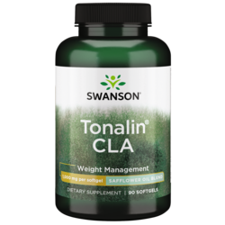 Swanson Best Weight-Control Formulas Tonalin CLA (Safflower Oil Blend)