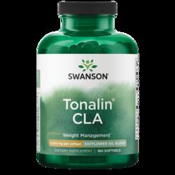 Swanson Best Weight-Control Formulas Tonalin CLA (Safflower Oil Blend)