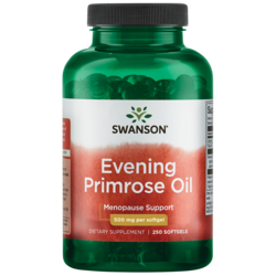 Swanson EFAs Evening Primrose Oil (OmegaTru)