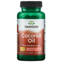Swanson EFAsCoconut Oil Made with Certified Organic Coconut Oil