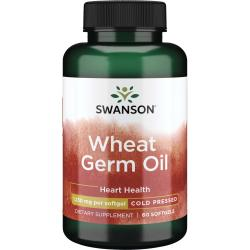 Swanson EFAsCold-Pressed Wheat Germ Oil