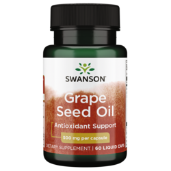 Swanson EFAs 100% Natural Grapeseed Oil