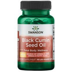 Swanson EFAsBlack Cumin Seed Oil