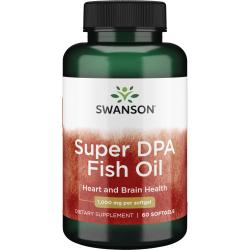 Swanson EFAsSuper DPA Fish Oil