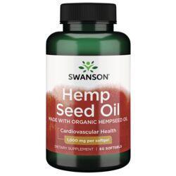 Swanson EFAsHemp Seed Oil (OmegaTru)