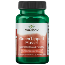 Swanson EFAsNew Zealand Green Lipped Mussel Oil