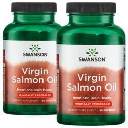 Swanson EFAsVirgin Salmon Oil