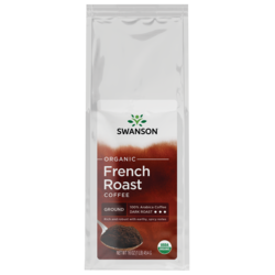 Swanson OrganicFrench Roast Fine Ground Organic Coffee - Dark