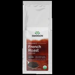 Swanson Organic French Roast Fine Ground Organic Coffee - Dark