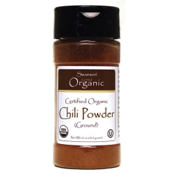 Swanson Organic Certified Organic Chili Powder (Ground)