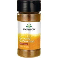Swanson Organic100% Certified Organic Cinnamon (Ground)