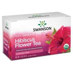 Swanson OrganicHibiscus Flower Tea