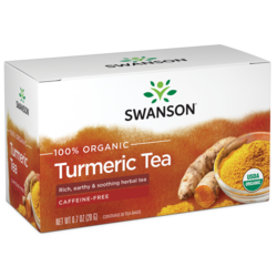 Swanson OrganicTurmeric Tea