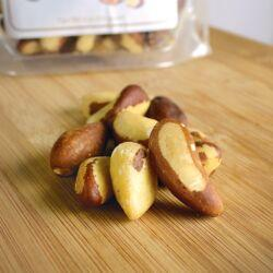 Swanson OrganicBrazil Nuts - Unsalted, Raw, Whole
