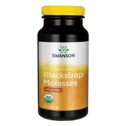 Swanson OrganicCertified Organic Blackstrap Molasses