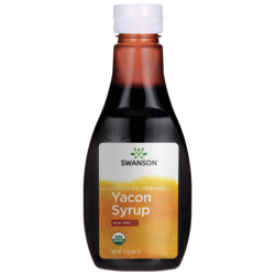 100% Certified Organic Yacon Syrup