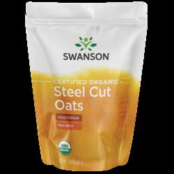 Swanson OrganicCertified Organic Steel Cut Oats