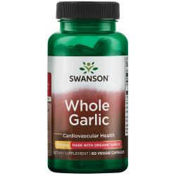 Swanson Best Garlic SupplementsWhole Garlic - Made with Organic Garlic