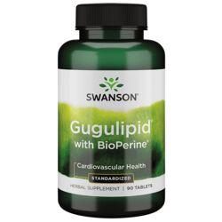 Swanson Superior HerbsGugulipid with Bioperine (Standardized)