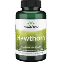 Swanson Superior HerbsHawthorn Extract (Standardized)