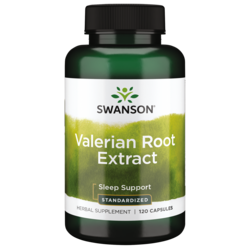 Swanson Superior Herbs Valerian Root (Standardized)