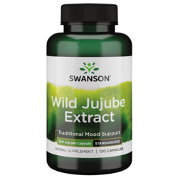 Swanson Superior HerbsWild Jujube Extract