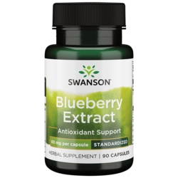 Swanson Superior HerbsBlueberry Leaf Extract