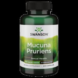 Swanson Superior Herbs Mucuna Pruriens