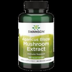 Swanson Superior Herbs Agaricus Blazei Mushroom Extract