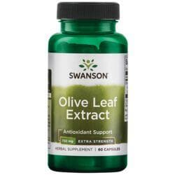 Swanson Superior HerbsOlive Leaf Extract - Extra Strength
