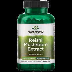 Swanson Superior HerbsReishi Mushroom Extract