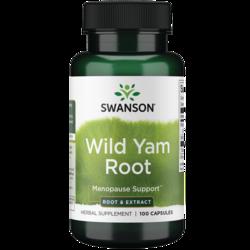 Swanson Superior HerbsWild Yam Root