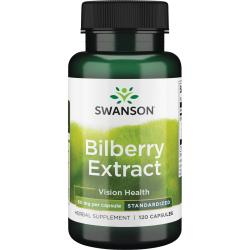 Swanson Superior HerbsBilberry Extract (Standardized)