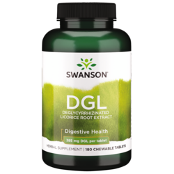 Swanson Superior Herbs DGL (Licorice)