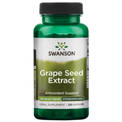 Swanson Superior HerbsGrape Seed Extract (Standardized)