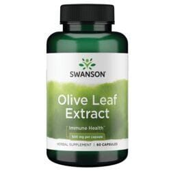 Swanson Superior HerbsOlive Leaf Extract