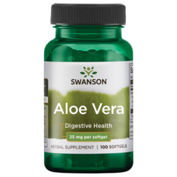 Swanson Superior Herbs Aloe vera