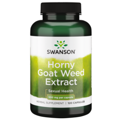Swanson Superior Herbs Horny Goat Weed Extract