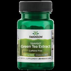 Swanson Superior Herbs Teavigo Green Tea Extract 90% EGCG