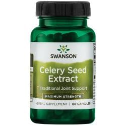 Swanson Superior HerbsCelery Seed Extract - Maximum Strength