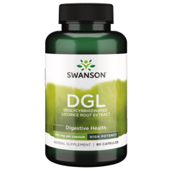 Swanson Superior Herbs High Potency DGL (Licorice)