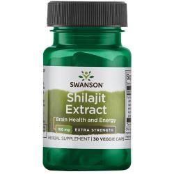 Swanson Superior HerbsShilajit Extract - Extra Strength