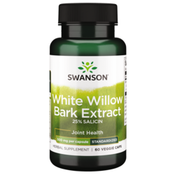 Swanson Superior HerbsMaximum Strength White Willow Bark