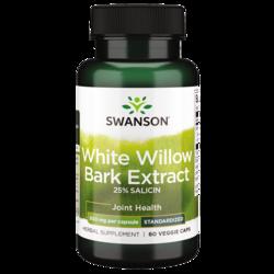 Swanson Superior Herbs Maximum Strength White Willow Bark